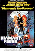 Diamantfeber Poster 70x100cm FN small tape original