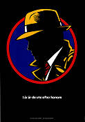 Dick Tracy Poster 70x100cm advance RO original