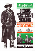 Dingus v�sterns skr�ck Poster 70x100cm NM original