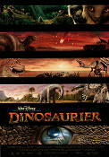 Dinosaurier 2000 poster
