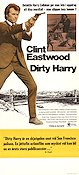 Dirty Harry Poster 30x70cm NM original
