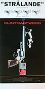 Dirty Harry i D�dsspelet Poster 30x70cm FN original