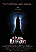 Djävulens barnvakt 1990 poster Jenny Seagrove William Friedkin