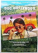 Doc Hollywood Poster 70x100cm RO original