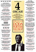 Döda poeters sällskap 1989 poster Robin Williams Peter Weir