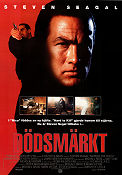 Dödsmärkt 1990 poster Steven Seagal Dwight H Little