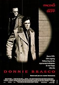 Donnie Brasco 1995 poster Al Pacino