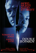 Double Jeopardy Poster 70x100cm RO original