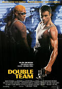 Double Team 1997 poster Jean-Claude van Damme