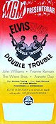 Double Trouble Poster 30x70cm NM original