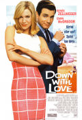 Down with Love Poster 70x100cm RO original