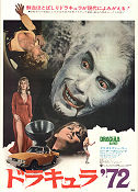 Dracula A.D. 1972 1972 poster Christopher Lee Alan Gibson