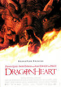 Dragonheart 1996 poster Sean Connery