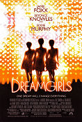 Dreamgirls Poster 68x100cm USA RO original
