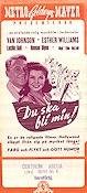 Du ska bli min 1946 poster Esther Williams