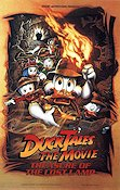 DuckTales the Movie Poster 68x102cm USA RO original