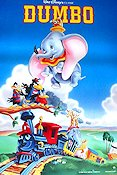 Dumbo Poster 68x102cm USA RO original