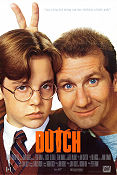 Dutch 1991 poster Ed O´Neill