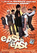 East Is East 1999 poster Damien O´Donnell