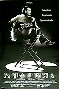 Ed Wood 1995 poster Johnny Depp Tim Burton