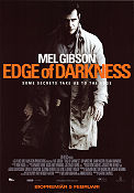 Edge of Darkness 2010 poster Mel Gibson Martin Campbell