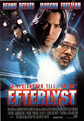 Efterlyst 1996 poster Keanu Reeves Andrew Davis