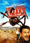 Eight Legged Freaks 2002 poster David Arquette Ellory Elkayem