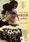 En annan värld 1987 poster Barbara Hershey Chris Menges