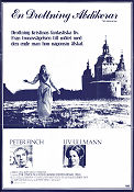 En drottning abdikerar 1974 poster Peter Finch Anthony Harvey