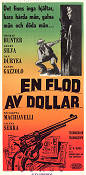 En flod av dollar 1967 poster Thomas Hunter