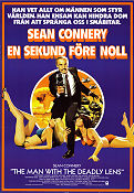 En sekund före noll 1982 poster Sean Connery Richard Brooks
