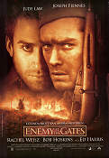 Enemy at the Gates 2001 poster Jude Law