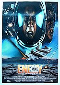 Enemy Mine 1985 poster Dennis Quaid Wolfgang Petersen