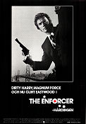 The Enforcer 1976 poster Clint Eastwood