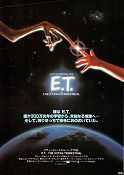 E.T. the Extra-Terrestrial 1982 poster Dee Wallace Steven Spielberg