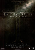 Exorcist: The Beginning Poster 70x100cm advance RO original