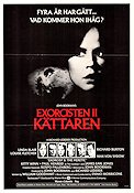 Exorcisten 2 Poster 70x100cm NM original