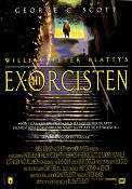 Exorcisten 3 1990 poster George C Scott