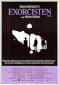 Exorcisten Poster 70x100cm FN-NM original