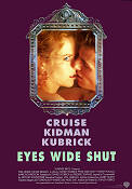 Eyes Wide Shut Poster 70x100cm RO original