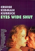 Eyes Wide Shut Poster 70x100cm B FN original