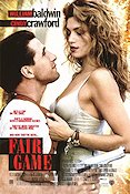 Fair Game 1995 poster Cindy Crawford