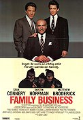 Family Business 1990 poster Sean Connery Sidney Lumet