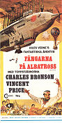 Fångarna på Albatross 1961 poster Charles Bronson William Witney