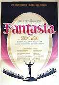 Fantasia Poster 70x100cm NM original