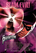 Fantomen 1996 poster Billy Zane