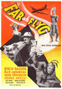 Far och flyg Poster 70x100cm NM original