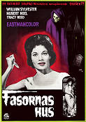 Fasornas hus 1965 poster Tracy Reed Lance Comfort