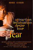 Fear 1996 poster Mark Wahlberg