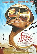 Fear and Loathing in Las Vegas Poster reproduction B RO 65x95